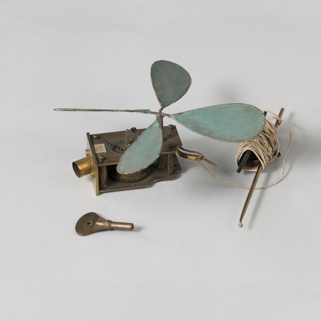 Propeller, door Bernard Francois Pasteur