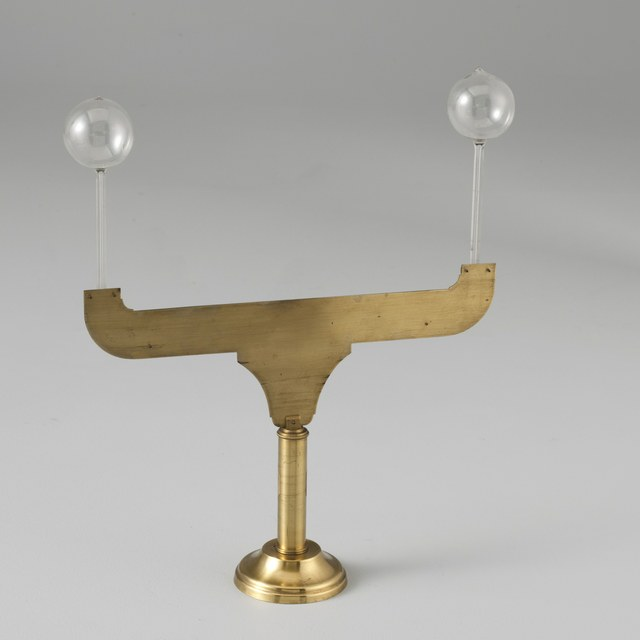 Differentiele luchtthermometer, naar Benjamin Thompson