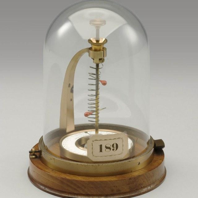 Bi-metalen thermometer, naar Breguet  Nr. 325
