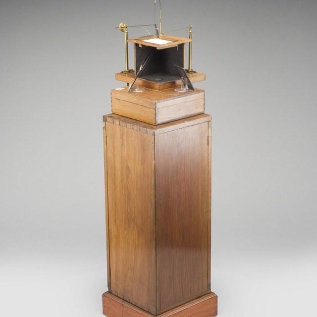 Harmonograaf voor Lissajousfiguren