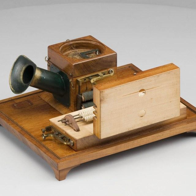 Telefoon, naar Reiss