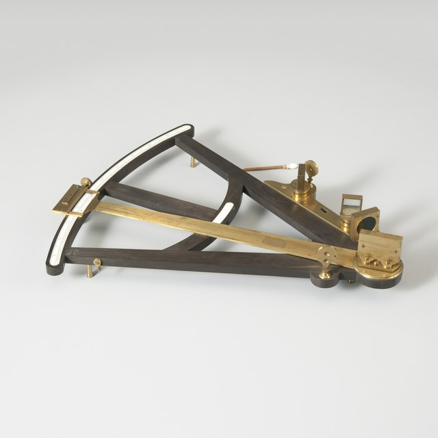 Spiegeloctant, naar John Hadley (1731)