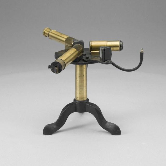 Spectroscoop, naar Kirchhoff en Bunsen