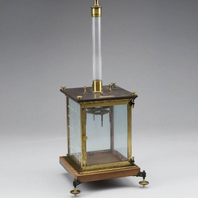 Kwadrant-elektrometer, naar Thomson en Branly