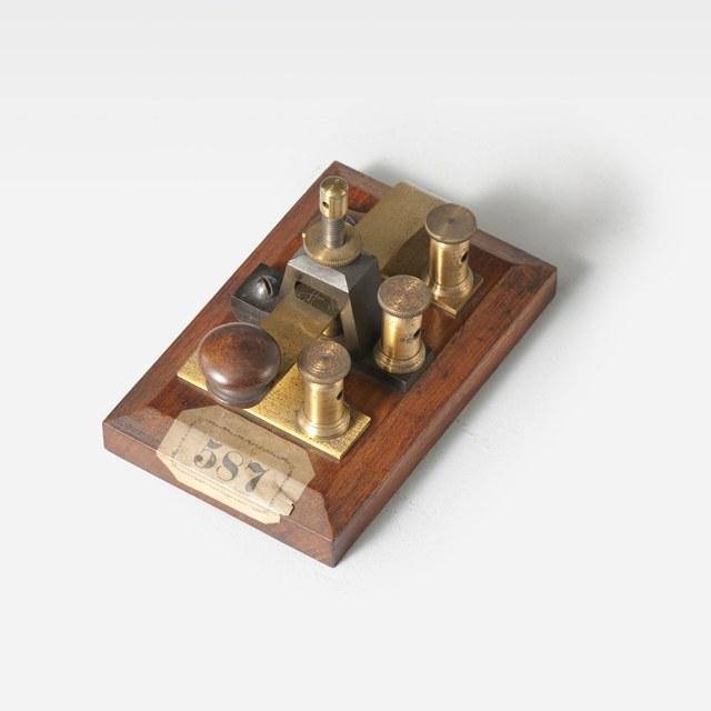 Morsesleutel, naar S.F.B. Morse