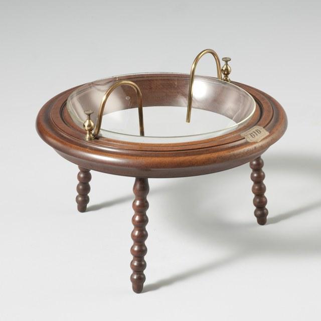 Elektrische stroom in kwik (1821)