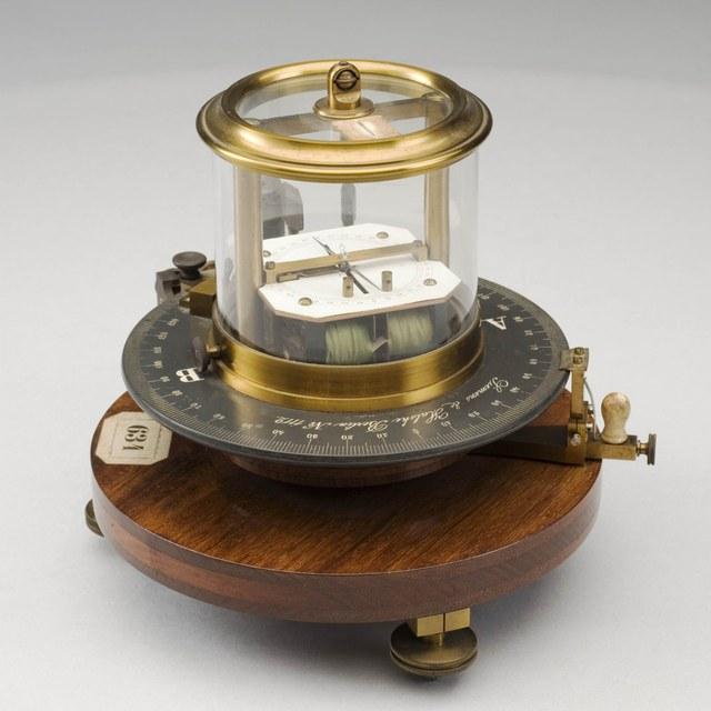 Universeel-galvanometer, naar Siemens: nr. 1112