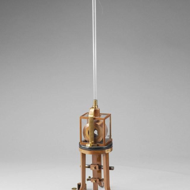 Spiegel-electro-galvanometer, naar Meissner en Meyerstein