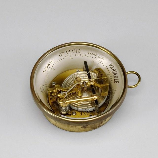 Aneroïde barometer naar Vidie