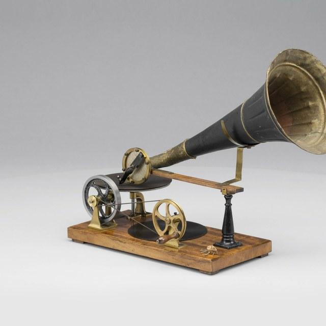 Grammofoon, naar Berliner