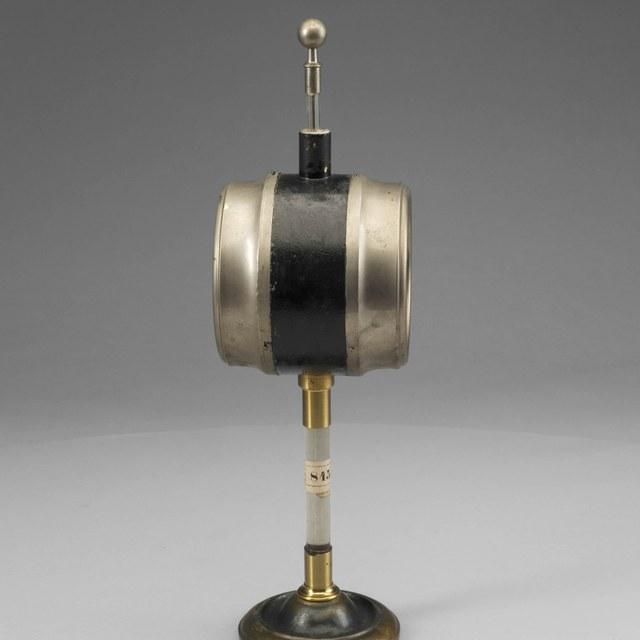Projectie-elektroscoop