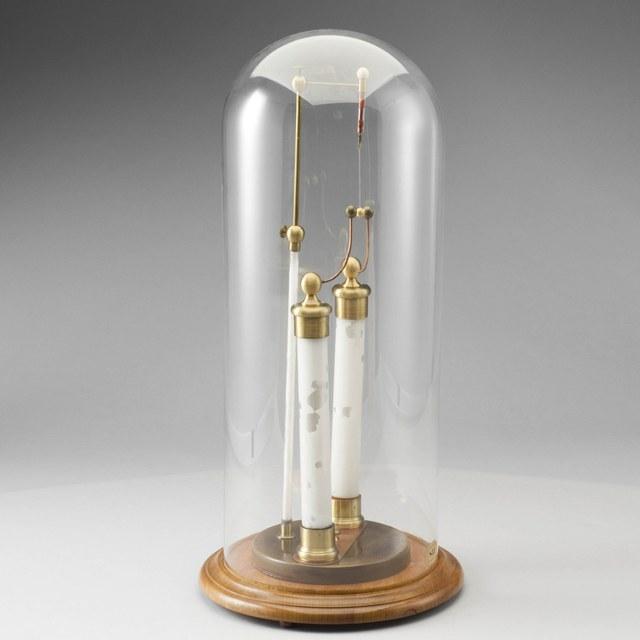 Elektrische slinger of zogenaamde 'Perpetuum Mobile', naar Zamboni
