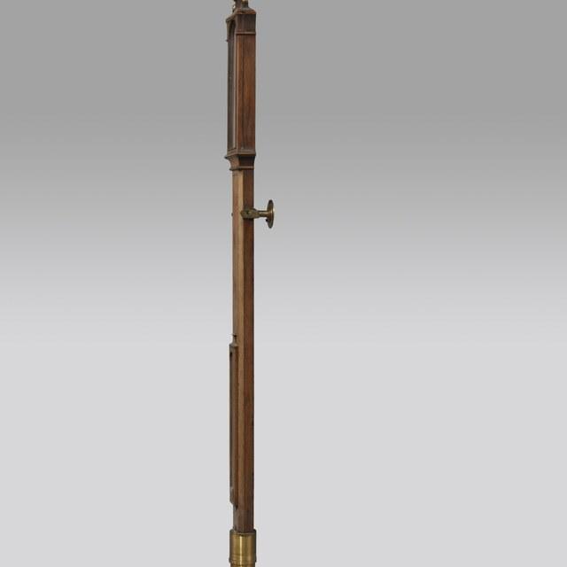 Barometer met thermometer naar Jean Andre de Luc