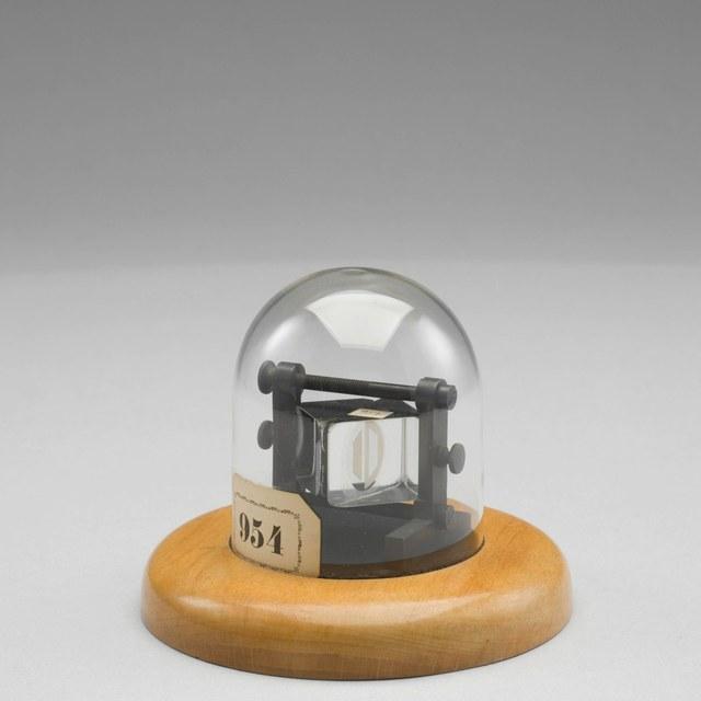 Dubbel fotometer prisma
