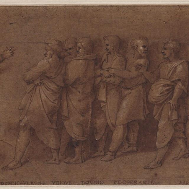 Jozua spreekt de Israëlieten te Sichem toe