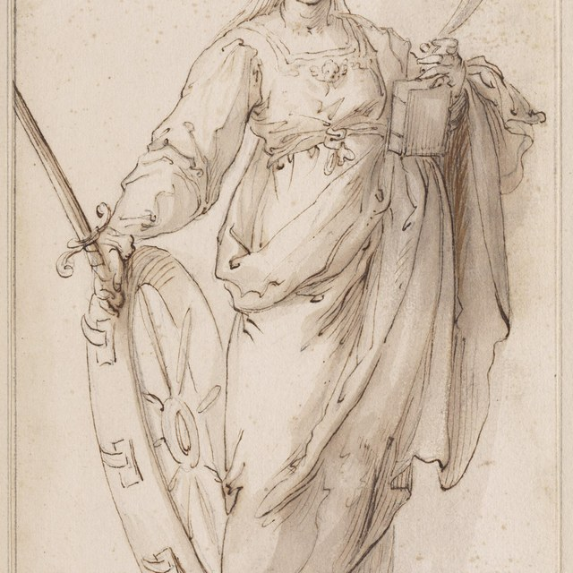 Heilige Katharina van Alexandrië