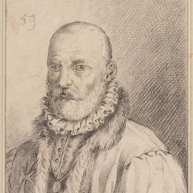 Portret van Antonio Campi