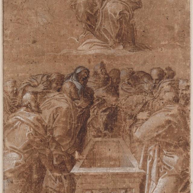 Maria ten hemel opgenomen