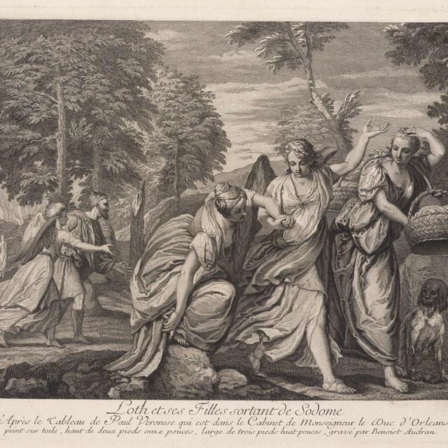 Loth en zijn dochters