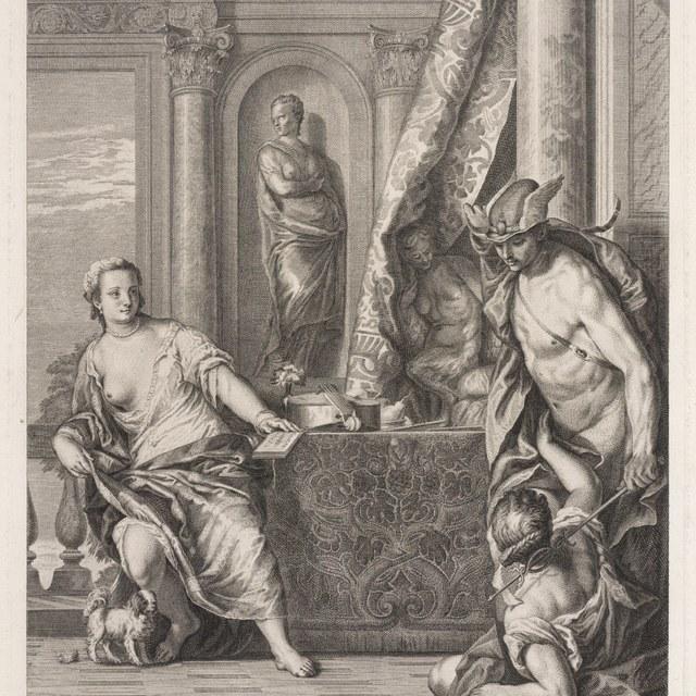 Mercurius en Hersé