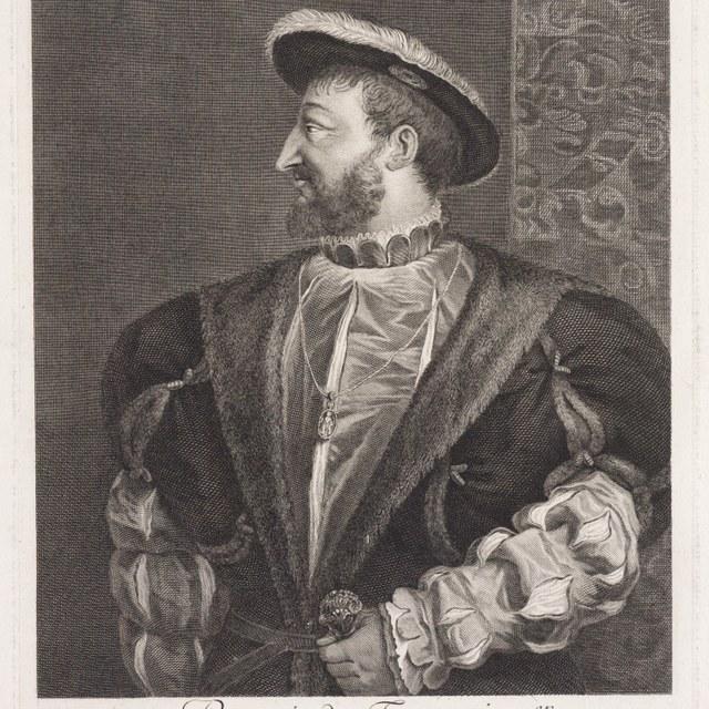Portret Francois I