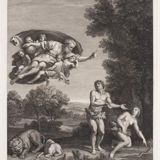 Adam en Eva tonen berouw