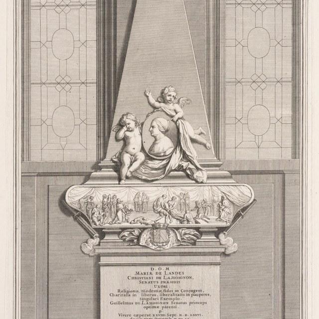 Monument ter nagedachtenis Marie des Landes