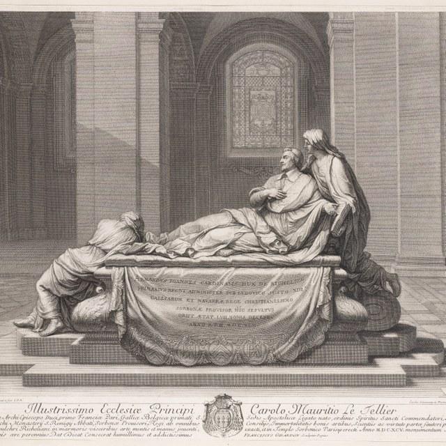 graftombe kardinaal de Richelieu
