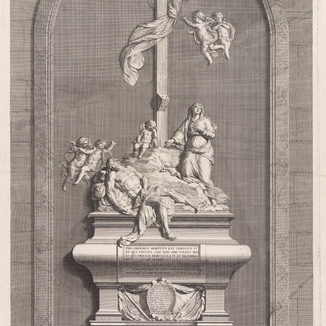 Monument voor Mme Catherine du Chemin