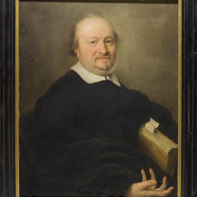 Portret van een onbekende man ('Vondel')