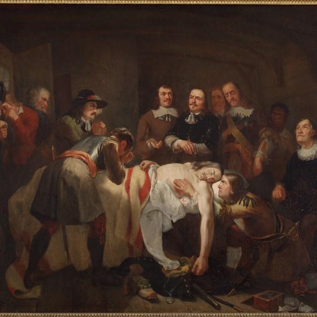 Dood van Admiraal Tromp