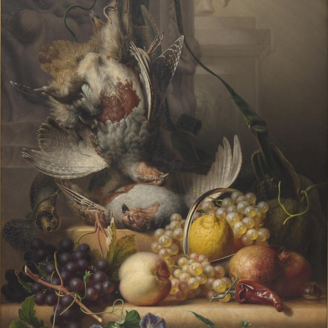 Vruchten en dood wild