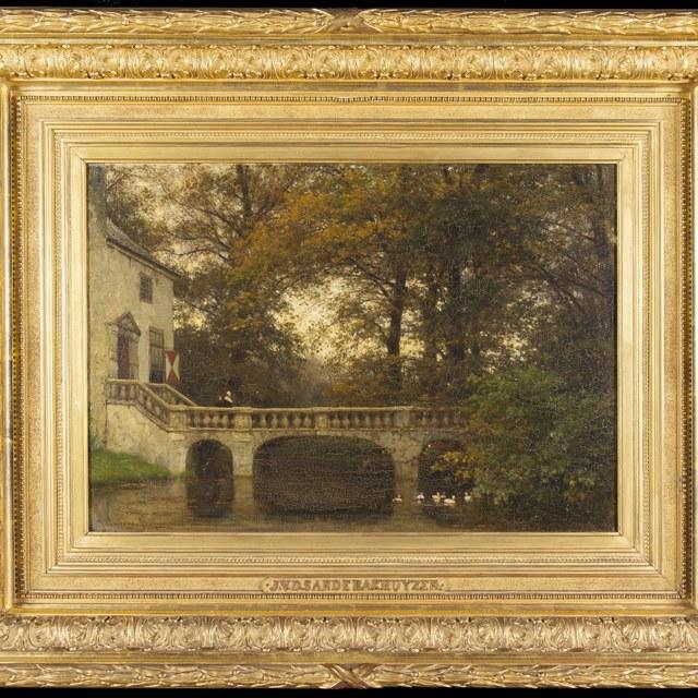 Het huis Oudaen te Breukelen