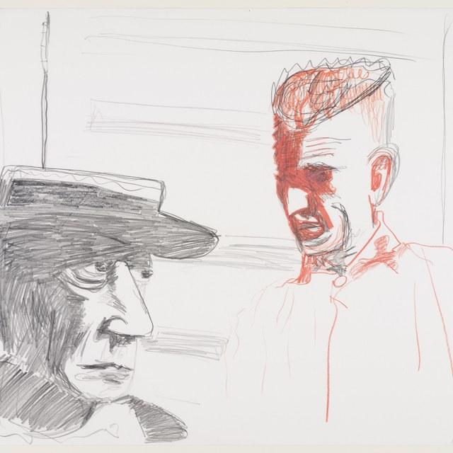 Buster Keaton met Samuel Beckett