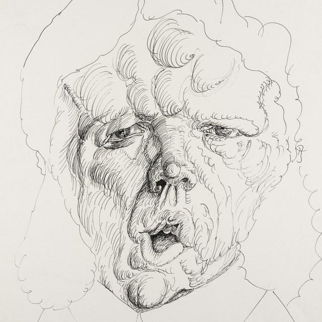 Zelfportret nr. 120