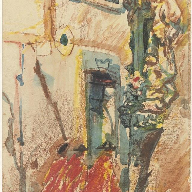Monte Quirinale te Rome, 1934