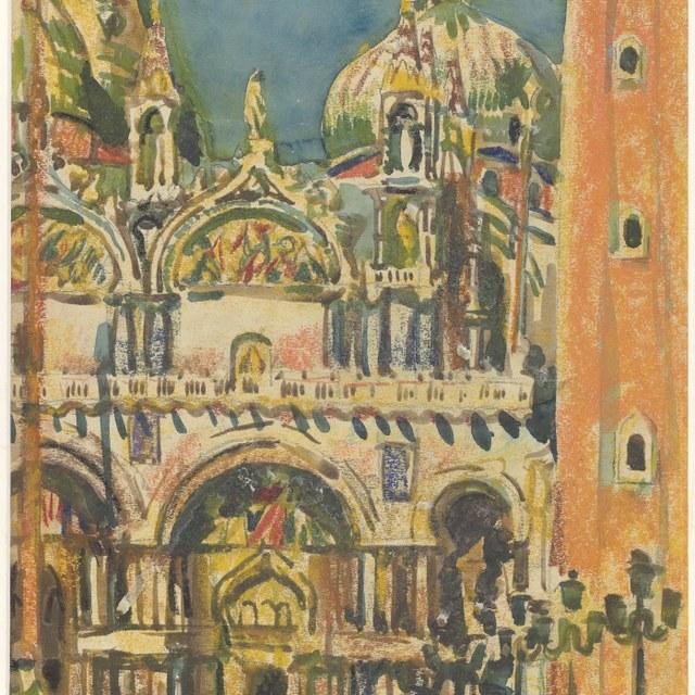 De San Marco te Venetië (1929)