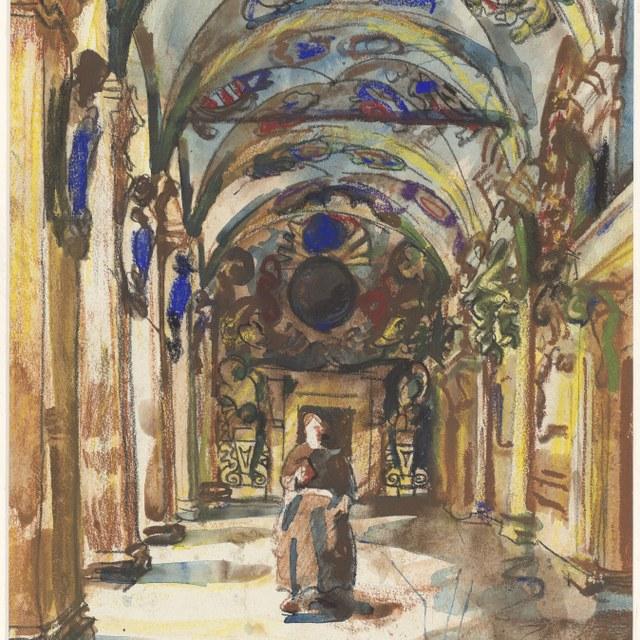 Archiginnasio Antico te Bologna, 1932