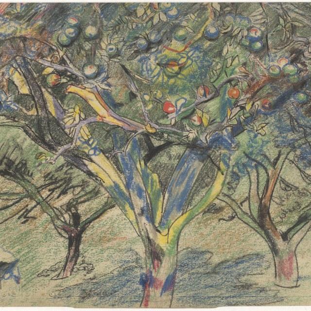Appelboomgaard, 1916