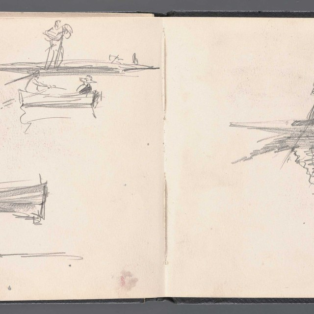 Londens schetsboek
