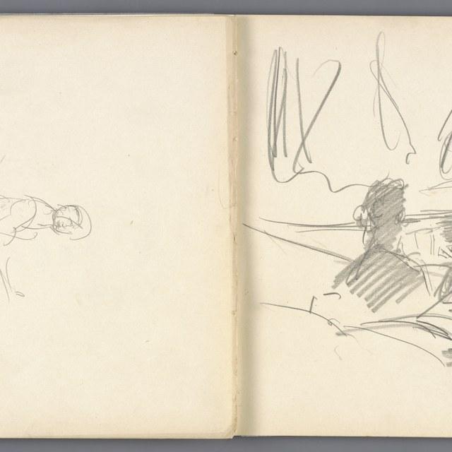 Haags schetsboek
