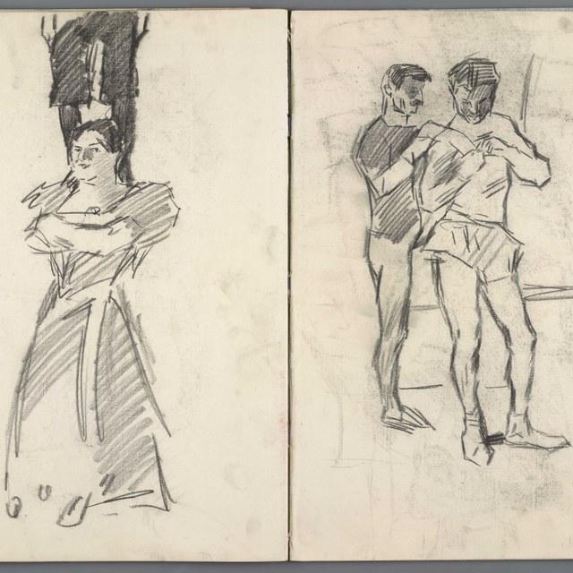Parijs' schetsboek