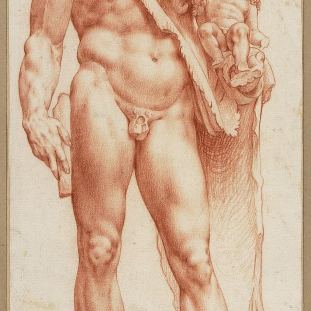 Hercules met Telephos (`Commodus Imperator')