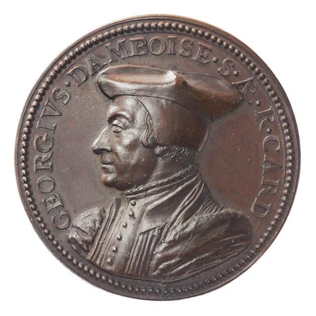 George d'Amboise, kardinaal (later werk).