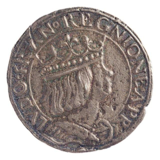 Onenigheid tussen Lodewijk XII, koning van Frankrijk en paus Julius II.