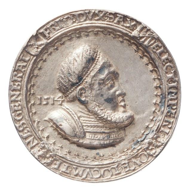 Hertog Frederik III van Saksen, bijgenaamd 'de Wijze', aangesteld als stadhouder van het Roomse Rijk.