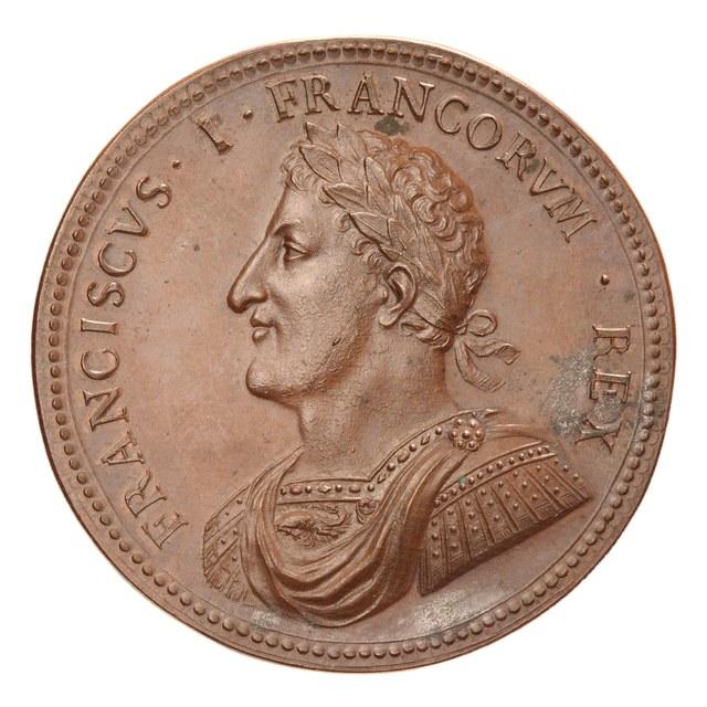 Frans I, koning van Frankrijk (later werk).