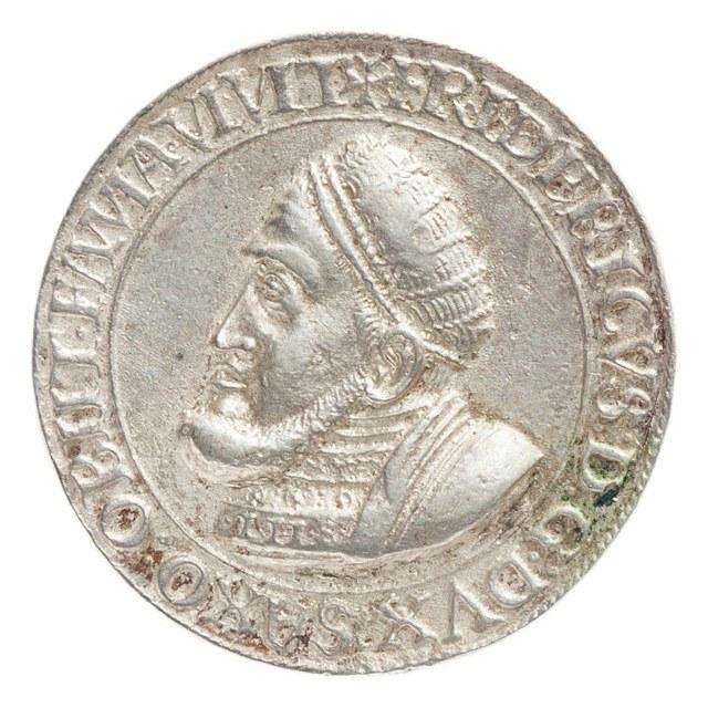 Overlijden van Frederik III (de Wijze), keurvorst van Saksen.