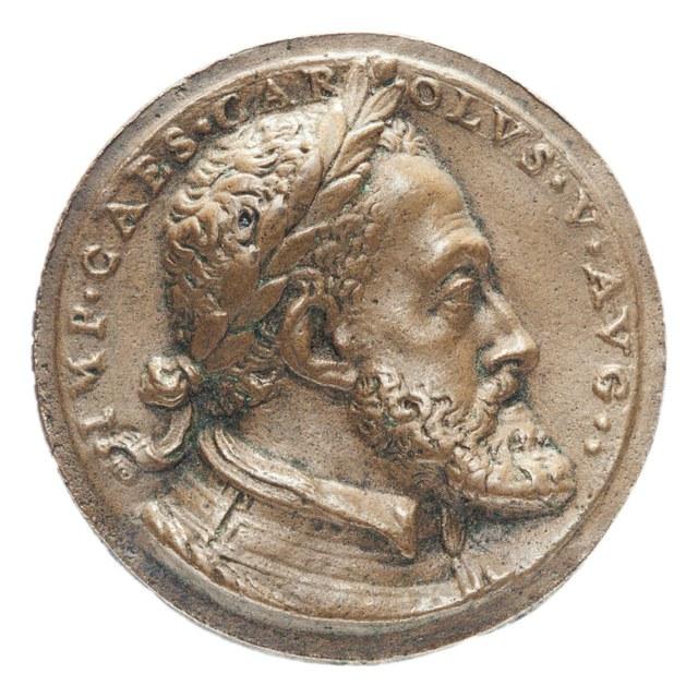 Huwelijk van keizer Karel V met Isabella van Portugal (later werk).
