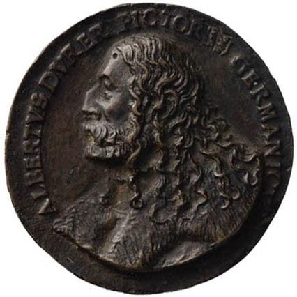 Overlijden van Albrecht Dürer, schilder.